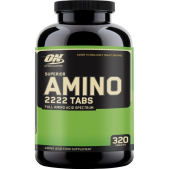 Optimum Amino 2222 - 320 tabl.