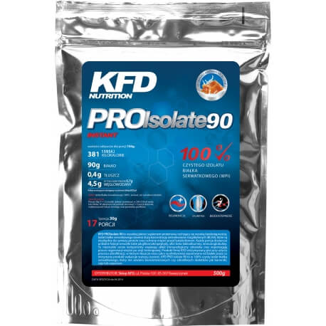 KFD PROIsolate 90 Instant - 500g