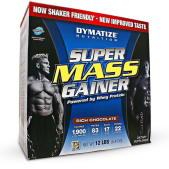 Dymatize Super Mass Gainer - 5232 g