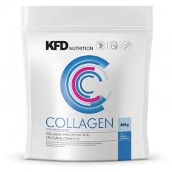 KFD Premium Collagen Plus - 400 g [Kolagen + MSM+Wit. D3, Wit. C, Boswellia Serrata]
