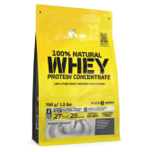 Olimp 100% NATURAL WHEY PROTEIN CONCENTRATE - 700g (folia)